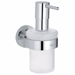 Grohe Essentials sæbe dispenser med holder