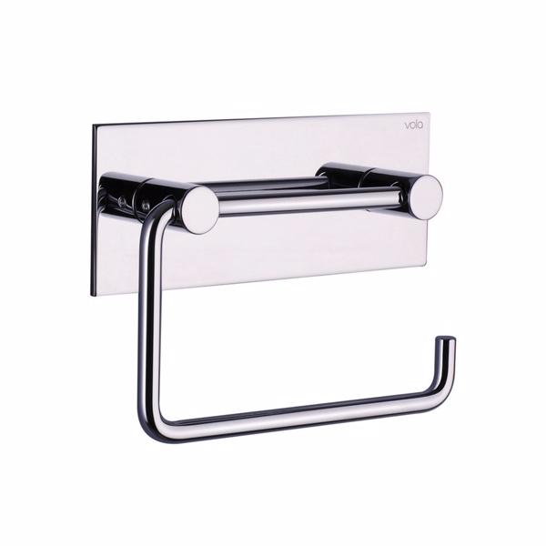 Image of   Vola T12-40 toiletpapirholder rustfri stål