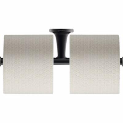 Image of   Duravit Starck T papirholder sort mat
