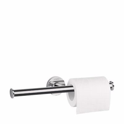 Image of   Hansgrohe Logis Uni toiletpapirholder dobbel 296mm