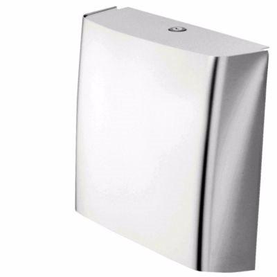 Image of   Juvel toiletrulleholder til jumbo ruller. Rustfri stål med satin finish