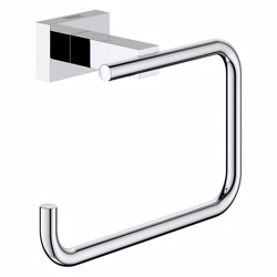 Grohe Essentials Cube toiletrulleh. toiletrulleholder uden låg