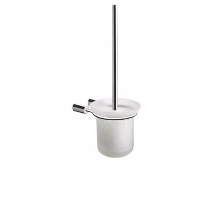 Image of   Pressalit toiletbørste til vægmontage i poleret rustfri stål