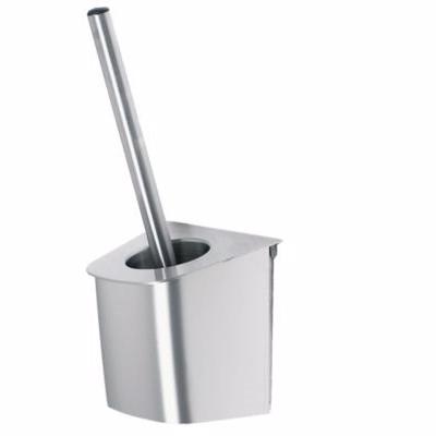 Image of   Juvel toiletbørsteholder med børste. Rustfri stål