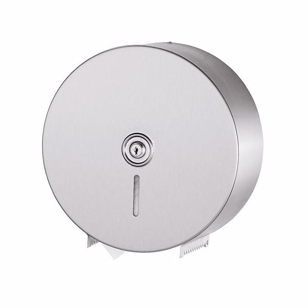 Image of   Alterna Isa toiletrulleholder til store ruller. Til vægmontering
