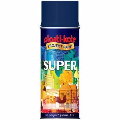 Image of   Borup Super Spraymaling Marine blå 5003 - 400 ml
