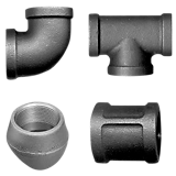 Sorte NPT & Socket weld fittings