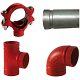 Sprinkler koblinger & fittings